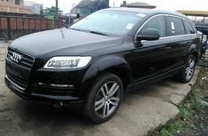 2006 Tokunbo Audi Q7 for sale