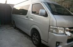 Toyota HiAce 2013 Petrol Manual Grey/Silver for sale