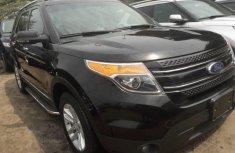 Ford Explorer 2012 Automatic Petrol ₦7,500,000