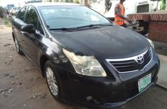 Almost brand new Toyota Avensis Petrol 2010 for sale