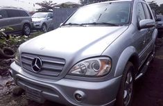 2004 Mercedes-Benz ML 320 Petrol Automatic