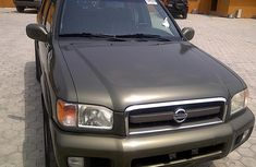 2002 Neat Nissan Pathfinder  for sale