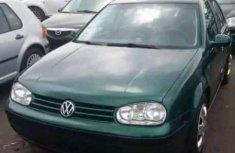 2006 First Body Volkswagen Golf 4 Doors