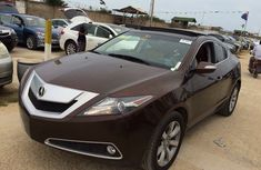 Acura ZDX 2010 in good condition for sale