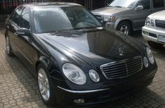 2002 Clean Mercedes-Benz E320 for sale with full auction