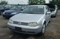 2008 Buy and drive tokunbo Volkswagen Golf 4 for sale