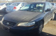 Clean Honda Accord baby boy 2001 for sale