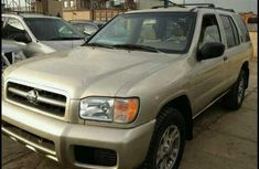 2001 Nissan Pathfinder for sale with full auction
