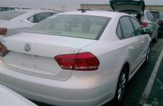 Volkswagen Passat 2012 white for sale