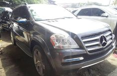 Mercedes-Benz GL550 2012 ₦11,000,000 for sale