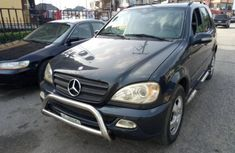 2002 Mercedes-Benz ML350 for sale in Lagos