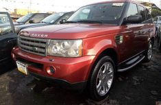 Land Rover Range Rover 2007 Automatic Petrol ₦6,500,000