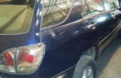 Lexus RX 300 2001 Blue for sale