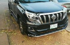 Toyota Land Cruiser Prado 2016 Petrol Automatic Black