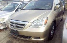 2006 Honda Odyssey Petrol Automatic for sale
