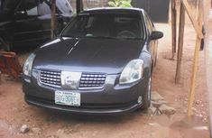 Nissan Maxima 2006 Gray For Sale