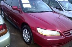 Well kept Honda Accord 2001 for sale