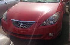 Tokunbo 2006 Toyota Solara Convertible for sale