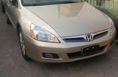 Neatly used 2006 Honda Accord for sale
