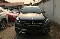 Well kept 2016 Mercedes-Benz ML350 for sale