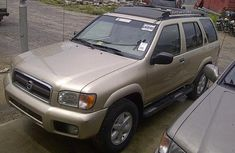 2002 Nissan Pathfinder for sale