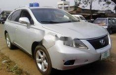 Lexus RX 2012 Automatic Petrol ₦6,900,000