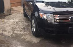 Very Clean Ford Edge 2007 Black for sale