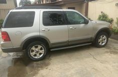 Ford Explorer 2005 Silver for sale