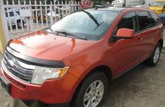 Clean Ford Edge 2009 Red For Sale