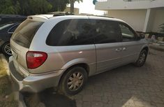 Chrysler Town 2005 Silver For Sale