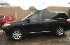 Toyota Highlander 2012 Automatic Petrol ₦7,500,000