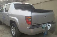 Honda Ridgeline 2007 Silver For Sale