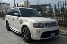 Land Rover Range Rover Sport 2012 Automatic Petrol ₦9,500,000