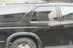Tokunbo Toyota 4Runner 2001 Black For Sale