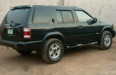 Nissan Pathfinder 2003 Black For Sale