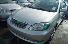 Almost brand new Toyota Corolla Petrol 2005 for sale