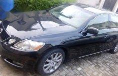 Lexus GS300 2006 Black For Sale