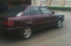 Audi 90 2005 Purple For Sale