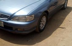 Clean Honda Accord 1998 Blue For Sale