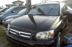 2006 Toyota Highlander for sale in Lagos