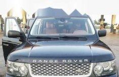 Land Rover Range Rover Sport 2012 Petrol Automatic Black