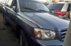 Almost brand new Toyota Highlander Petrol 2006