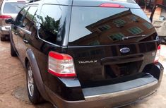 Ford Taurus 2008 Black For Sale
