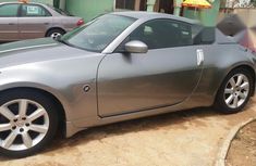 Nissan 350Z 2004 Gray For Sale