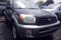 Toyota RAV4 2003 Automatic Petrol ₦2,400,000