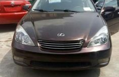 Lexus Es330 2004 Brown FOR SALE