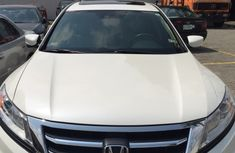 2013 Clean Honda Crosstour for sale with full Auction