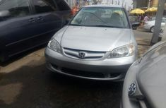 2004 Clean Honda Civic for sale with full auction