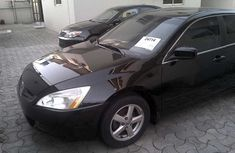 2005 Clean Honda Accord for sale with full auction