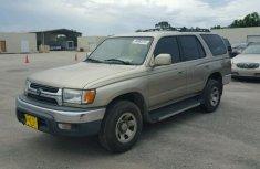 2002 direct tokunbo Toyota 4runner for sale